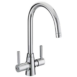 Bristan - Monza Easy Fit Monobloc Kitchen Sink Mixer - MZ-SNK-EF-C