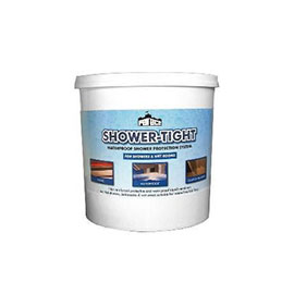 Shower-Tight Wetroom Tanking Paste & Tape Kit for use with Marmox Trays