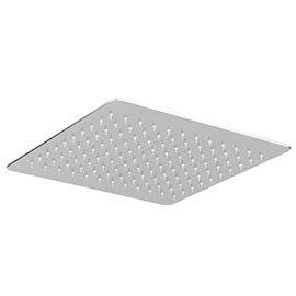 Milan Ultra-Thin Square Shower Head (300 x 300mm)