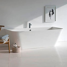 Clearwater Patinato Petite ClearStone Freestanding Bath 1524mm x 800mm - N3ACS