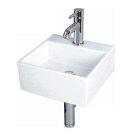 RAK - Nova Mini Square 1 Tap Hole Basin - NOVA30