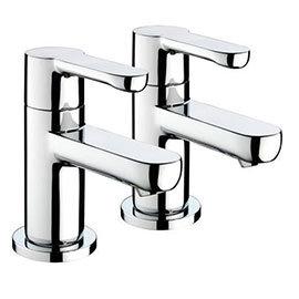 Bristan - Nero Bath Taps - Chrome - NR-3/4-C