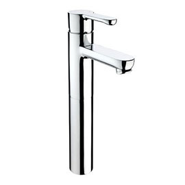 Bristan - Nero Tall Basin Mixer (no waste) - Chrome - NR-TBAS-C