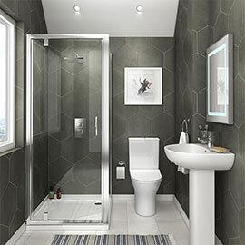 Orion Space-Saving En-Suite Bathroom
