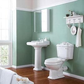 Oxford 4-Piece Traditional Bathroom Suite