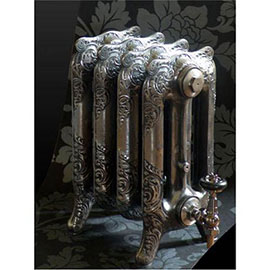 Paladin - Oxford 3 Column Radiator - 470mm Height - Various Width and Colour Options