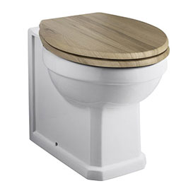 Old London Richmond Traditional Back To Wall Pan + Soft Close Seat
