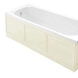 Heritage 1524mm Classic Front Bath Panel - Various Colour Options