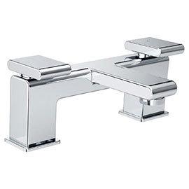 Bristan - Pivot Contemporary Bath Filler - Chrome - PIV-BF-C