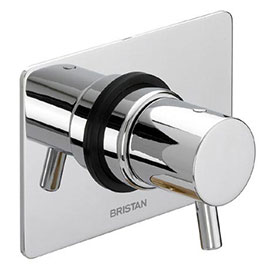 Bristan - Prism Three Outlet Shower Diverter - PM-5WDIV-C
