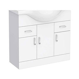 Cove 850mm Vanity Cabinet (excluding Basin)