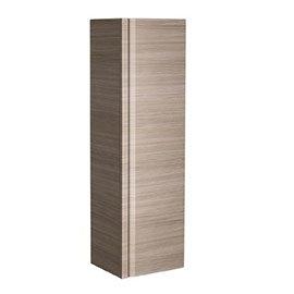 Roper Rhodes Profile 350mm Tall Storage Cupboard - Pale Driftwood