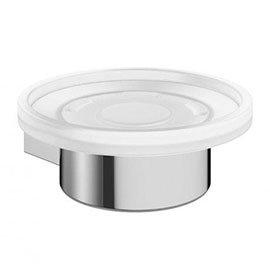 Crosswater MPRO Soap Holder - Chrome - PRO005C