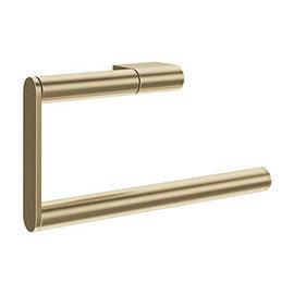 Crosswater MPRO Towel Ring - Brushed Brass - PRO013F