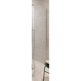 Simpsons Pier Side Panel for Hinged Shower Door