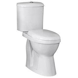 Nuie Caledon Comfort Height Toilet