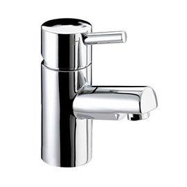 Bristan - Prism Contemporary Basin Mixer (no waste) - Chrome - PM-BASNW-C