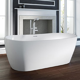 Ramsden & Mosley Hellisay 1800 Modern Freestanding Bath