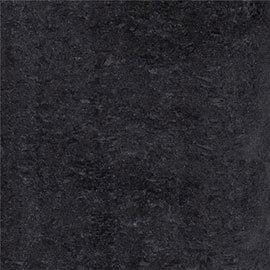 RAK - 4 Lounge Black Porcelain Unpolished Tiles - 600x600mm - A06GLOUN-057.U0R