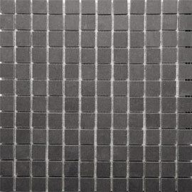 RAK - 1 Lounge Anthracite Porcelain Mosaic Unpolished Tile Sheet - 300x300mm - 7GPD56UP-MOS