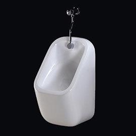 RAK - Series 600 Urinal with Brackets - S600URCT