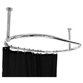 Shower Rails | Shower Curtain Rail | Victorian Plumbing
