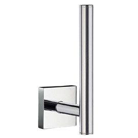 Smedbo House - Polished Chrome Spare Toilet Roll Holder - RK320