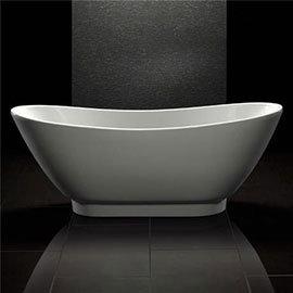 Royce Morgan Quartz 1760 x 680mm Luxury Freestanding Bath