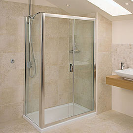 Roman - Embrace Sliding Shower Door Only - 3 Size Options