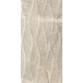 Gio Beige Gloss Marble Effect Decor Wall Tiles - 30 x 60cm