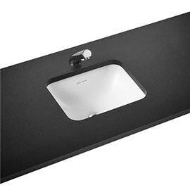 Armitage Shanks - Contour21 Rectangular 42cm Under Countertop Vanity Basin - S268901