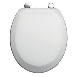 Armitage Shanks Orion Plus White Standard Toilet Seat & Cover - S403201