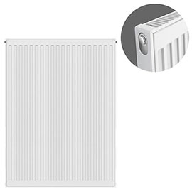 Type 11 H900 x W700mm Compact Single Convector Radiator - S907K