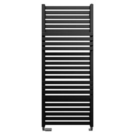 Crosswater Seattle Towel Rail - 500 x 1185mm - Metallic Black Matte