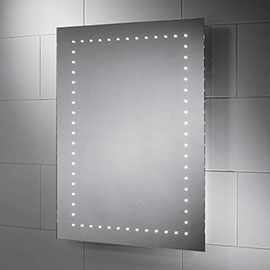 Sensio Bronte 800 x 600mm LED Border Mirror with Demister Pad - SE30576C0.1