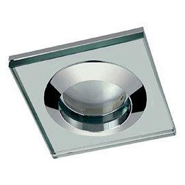 Sensio Fawn Square Glass Shower Light - SE381010