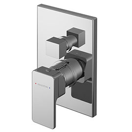 Asquiths Tranquil Manual Concealed Shower Valve With Diverter - SHD5112