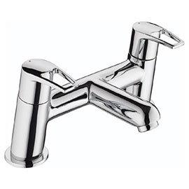 Bristan - Smile Contemporary Bath Filler - Chrome - SM-BF-C