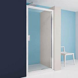Crosswater - Supreme Pivot Shower Door - Various Size Options