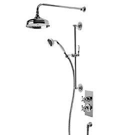 Roper Rhodes Henley Dual Function Concealed Shower System - SVSET52