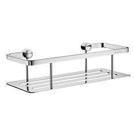 Smedbo Air - Polished Chrome Soap Basket - AK374