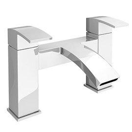 Summit Bath Filler - Chrome