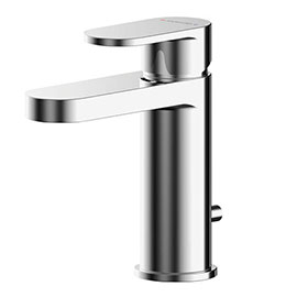 Asquiths Solitude Mono Basin Mixer With Pop-Up Waste - TAB5103