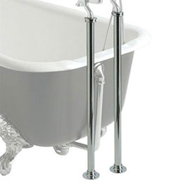 Heritage - Freestanding Standpipes - Chrome - THC20