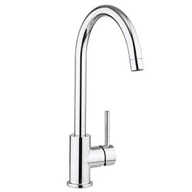 Crosswater Tropic Side Lever Kitchen Mixer - TP714DC