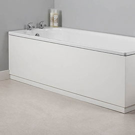 Roper Rhodes Helios 1700mm Front Bath Panel - Gloss White - TR5001