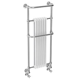 Dartford Traditional Wall Hung Heated Towel Rail Radiator