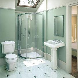 Oxford Traditional En Suite Bathroom Suite