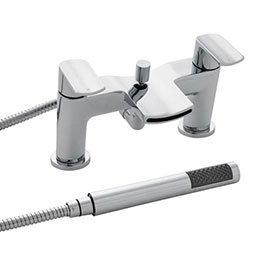 Ultra Mona Bath Shower Mixer Tap + Shower Kit - TMO354