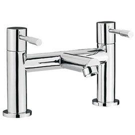 Nuie Series 2 Bath Filler - Chrome - FJ313